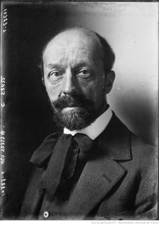Albert ROUSSEL vers 1923, cliquer pour une vue agrandie et plus d'infos